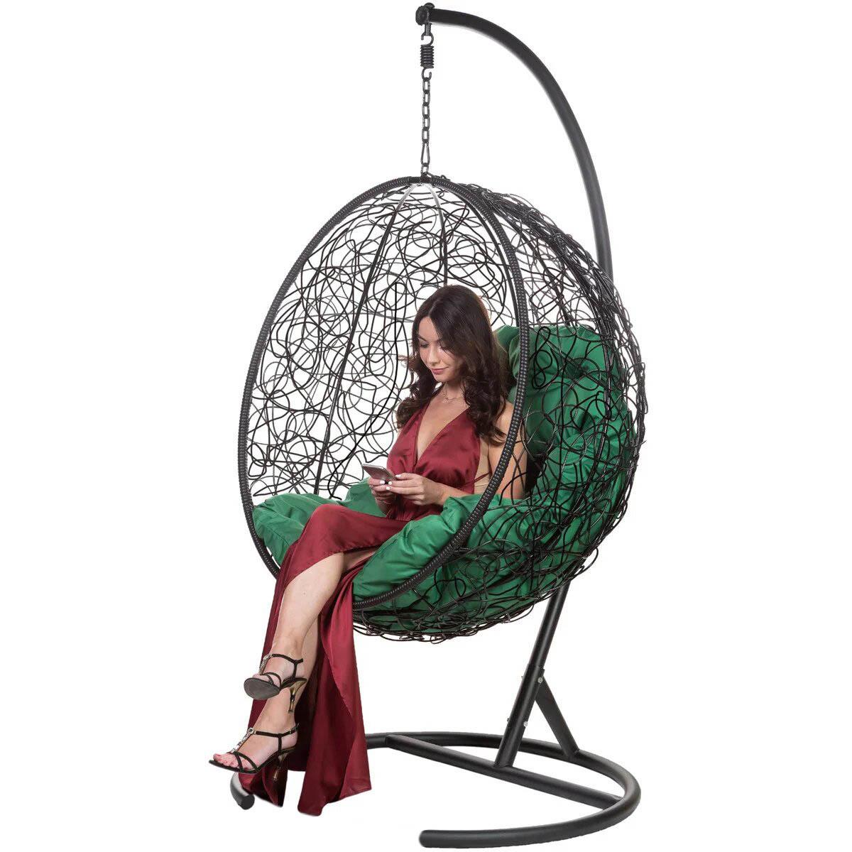 Подвесные кресла Подвесное кресло COCOS BLACK KokosBlackG-2.jpg