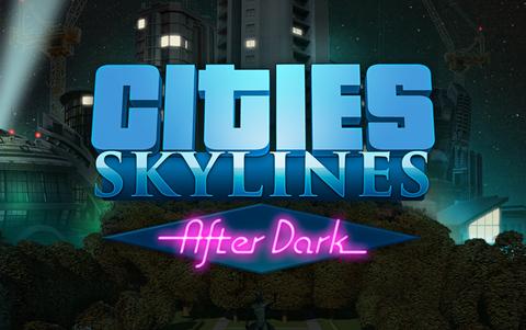 Cities Skylines - After Dark DLC (для ПК, цифровой ключ)