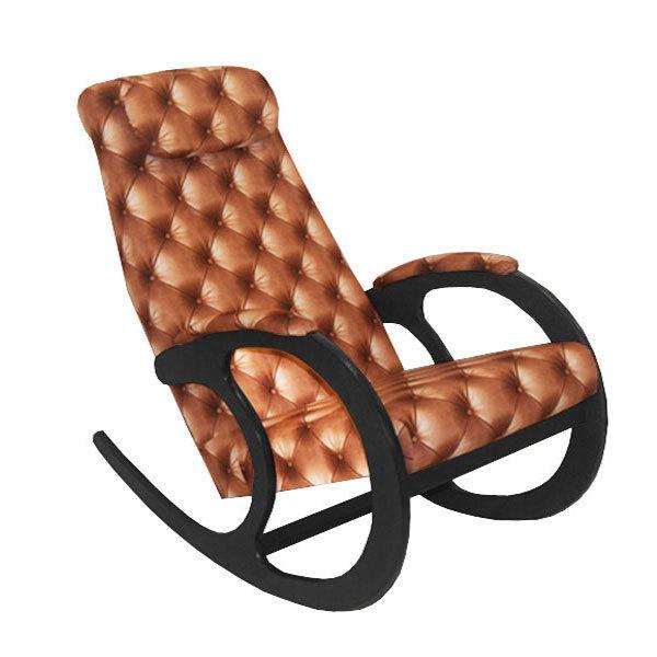 Недорогие Кресло-качалка Блюз КР-6 Ткань Кач_КР-6_Венге.jpg