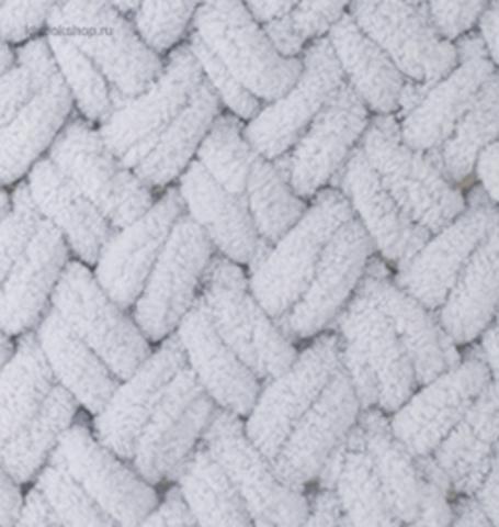 Пряжа Puffy Alize 416 серый купить в интернет-магазине недорого klubokshop.ru