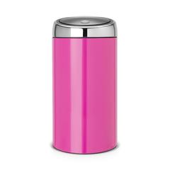 Мусорный бак Brabantia Touch Bin (45л), Розовый