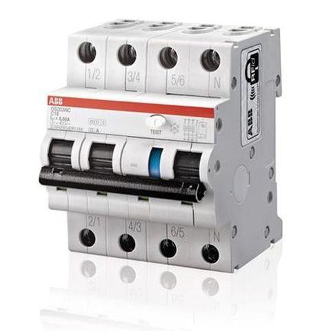 Выкл. авт. диф. тока DS203NCL C6 AC300