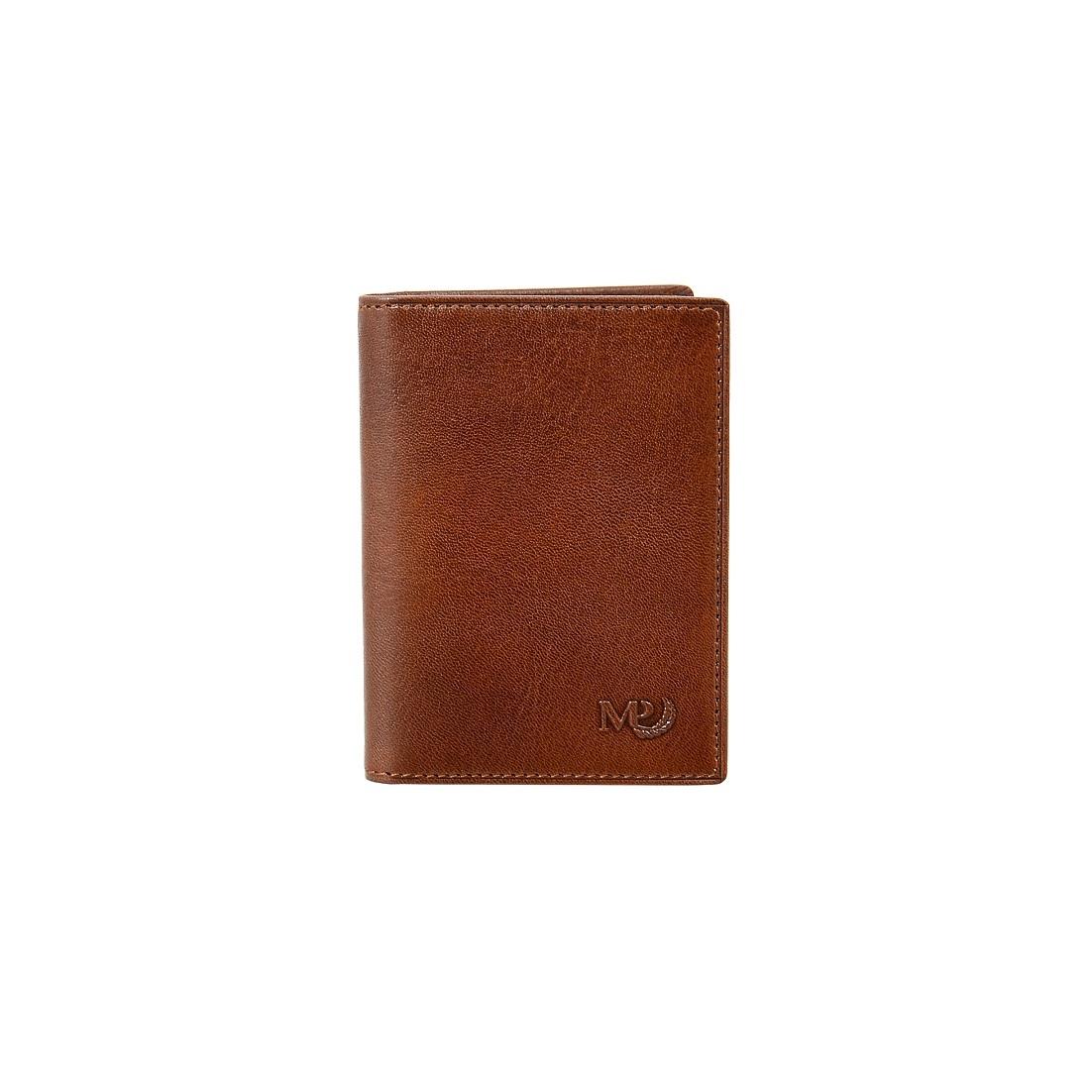 B120249 Cognac - Футляр для карт MP