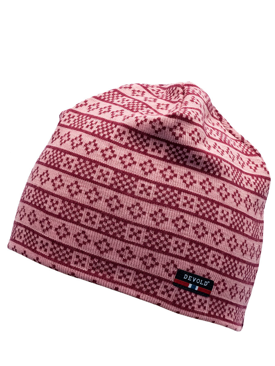 Devold шапка Alnes Cap Foxglove