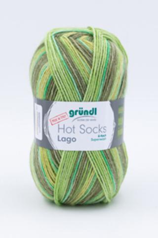 Gruendl Hot Socks Lago 6-fach 03 купить