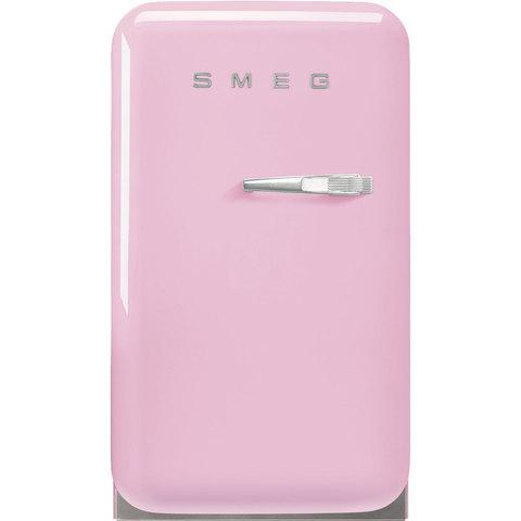 Компактный холодильник Smeg FAB5LPK5