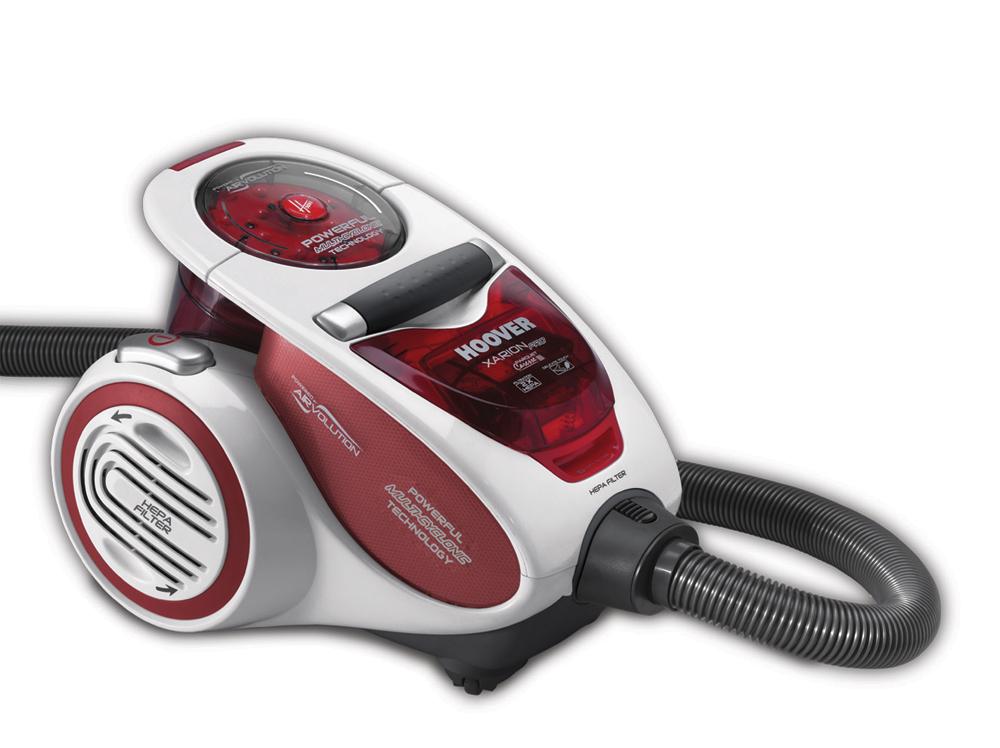 Безмешковые Контейнерный пылесос Xarion Pro TXP1510 011