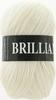 Пряжа Vita Brilliant 4951 (Белый)