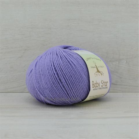 Пряжа Baby Star (Бэби стар) Фиолетовый