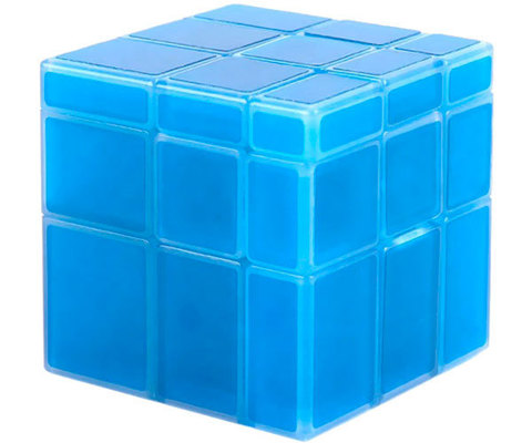 Кубик Luminous mirror cube