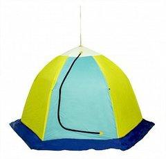 Палатка для зимней рыбалки Стэк ELITE 2 (п/автомат) брезент