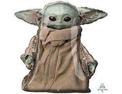 А Ходячая фигура, Звездные Войны Малыш Йода 31