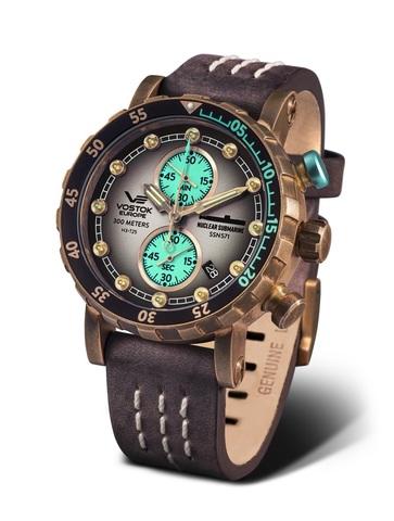 Часы наручные Восток Европа Субмарина SSN571 VK61/571O613