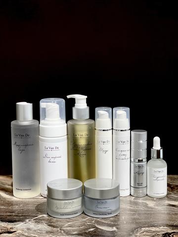 La Van De Набор для жирной и комбинированной кожи Set for Oil & Combi Skin