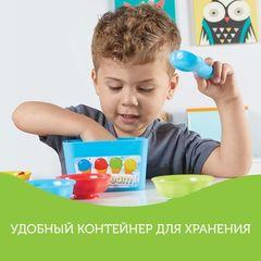 Набор Собери мороженое, с карточками (55 элементов) Learning Resources, арт. LER6315