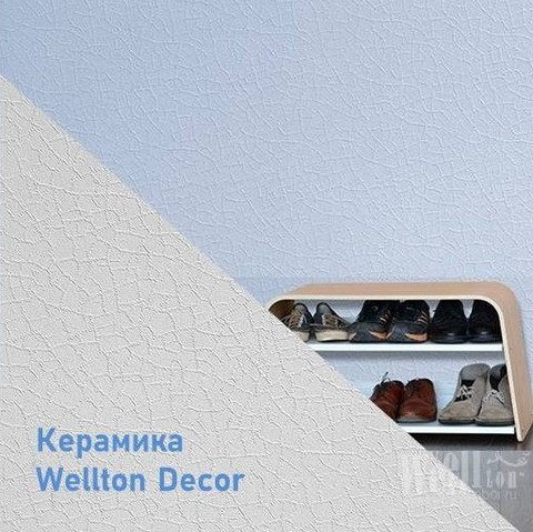 Стеклообои Wellton Decor WD862 Керамика