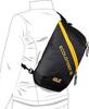 Картинка рюкзак однолямочный Jack Wolfskin Ecoloader 12 Bag Black - 2