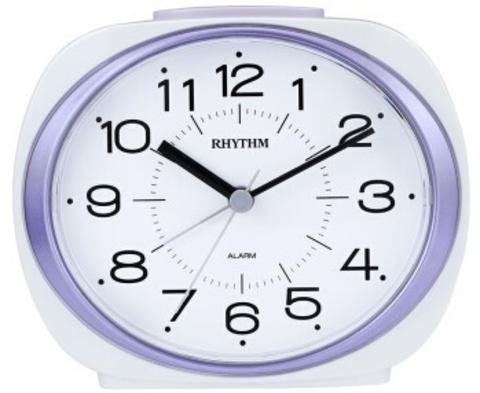Настольные часы-будильник Rhythm  CRA838BR12