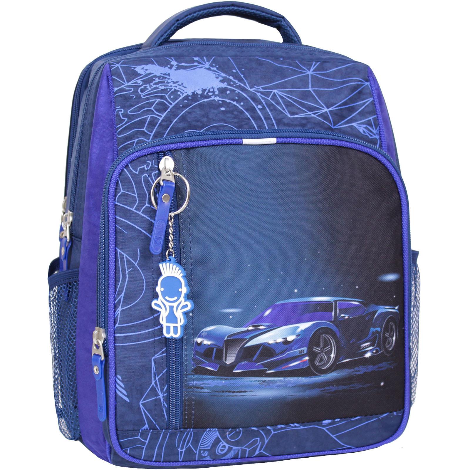 Детские рюкзаки Рюкзак школьный Bagland Школьник 8 л. синий 248 (0012870) IMG_6500-1600-248.jpg