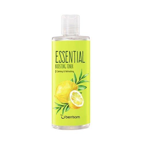 Berrisom Тоник для лица с чайным деревом и лимоном BERRISOM Essential Boosting Toner - TeeTree & Lemon 265ml orig.jpg