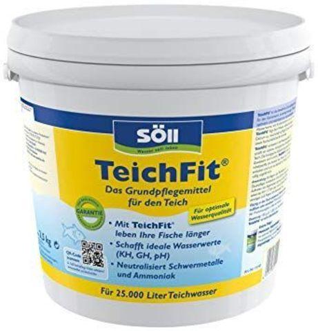 TeichFit 25 кг - Средство для поддержания биологического баланса