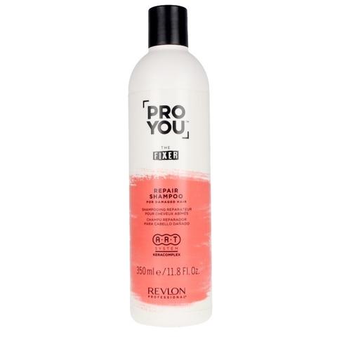 REVLON ProYou Fixer: Шампунь восстанавливающий для поврежденных волос (Repair Shampoo), 350мл/1л