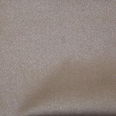 Однотонная портьерная ткань сатин Денвер нежно-коричневый