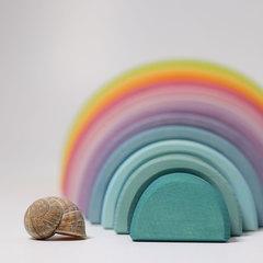 Большая Радуга, пастельные цвета (Grimms)
