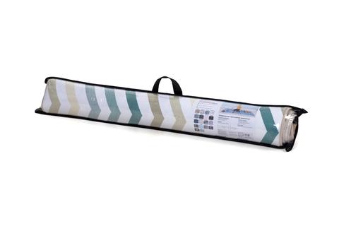 Плюшевый коврик 120х160 см (ZIG ZAG)