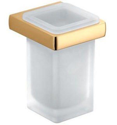 Стакан настенный Colombo Lulu B6202GL, золото