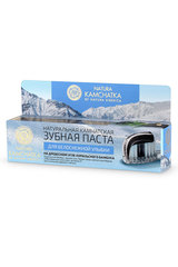 Натуральная камчатская зубная паста Для белоснежной улыбки Natura Siberica