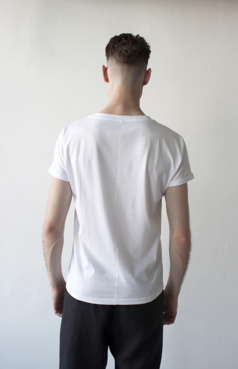 Мужская футболка «Вороны»