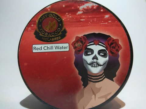 Табак для кальяна AMY GOLD Red Chill Water 200 gr