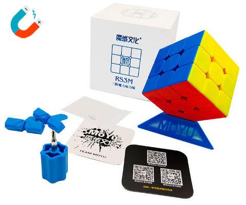Кубик MoYu MoFangJiaoShi 3x3 MF3RS3 Magnetic