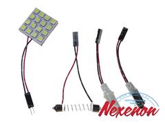 Светодиодная панель 16 LED