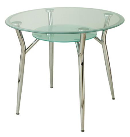 Стол обеденный стеклянный А6К