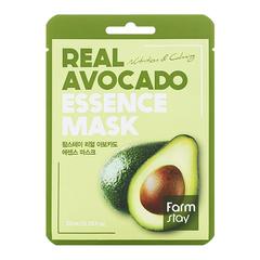 Maska \ Маска \ Mask  Real Essence 23ml Avocado