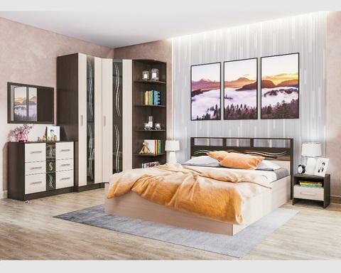 Спальня модульная ЭРИКА-9
