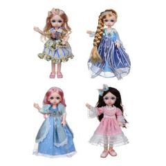 Кукла шарнирная, коллекционная ИГРОЛЕНД