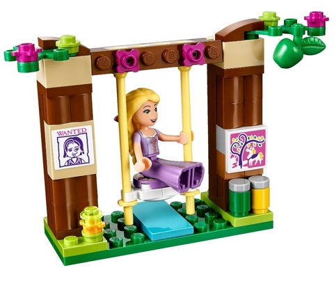 LEGO Disney Princess: Лучший день Рапунцель 41065 — Rapunzel's Best Day Ever — Принцессы Диснея Лего