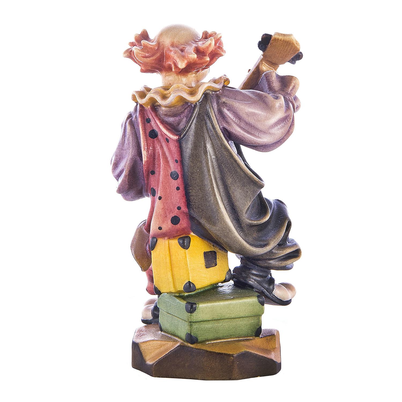 Клоун с банджо