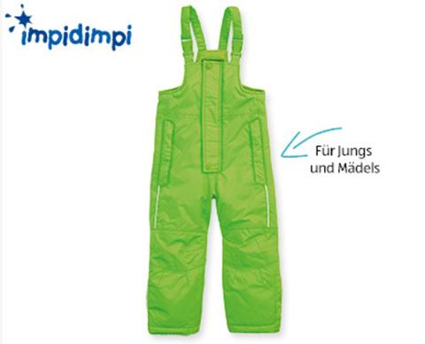 Комбинезон детский Impidimpi