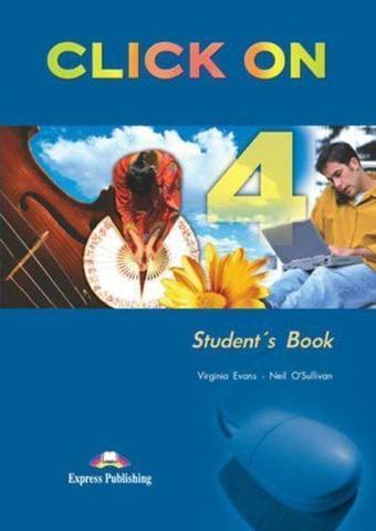 Click On 4. Student's Book with CD. Учебник с аудиодиском