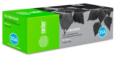 Картридж Cactus CS-CB435AS