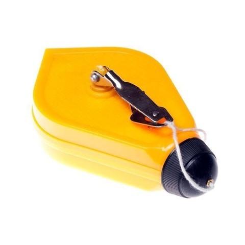 Шнур малярный,пластиковый корпус 30м (14-0-033)