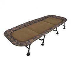 Раскладушка туристическая - походная кровать Tramp Homelike Camo