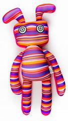 Подушка-игрушка антистресс Gekoko «Инопланетный гость» 2