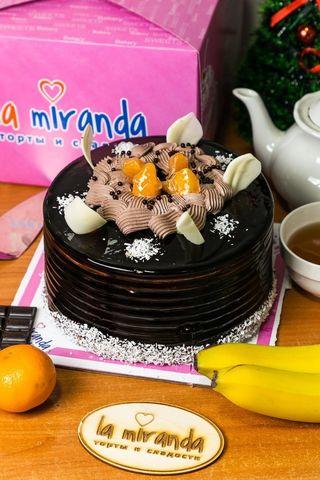Торт №2 Банановый