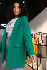 Пиджак однобортный деловой женский купить