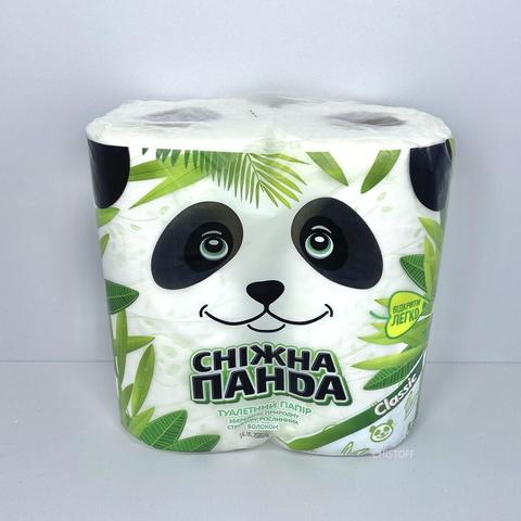 Туалетная бумага Снежная Панда